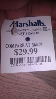 Photo of Marshalls Department Store uploaded by Glenys M.