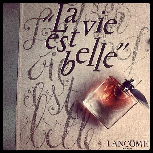 Lancôme La vie est belle uploaded by Diana D.