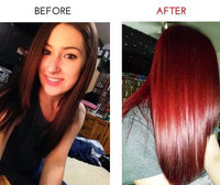Garnier Nutrisse Ultra Color Light Intense Auburn R3 for Darker Hair Permanent Color uploaded by Amber R.