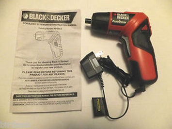 Photo of Black & Decker Pivot-Driver with Smart Select uploaded by Emma D.