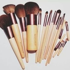Ecotools Makeup Brushes  uploaded by brittany a.