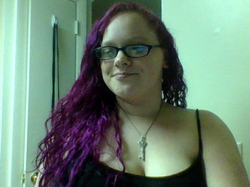 Photo of Jerome Russell Plum Semi-Permanent Punky Colour uploaded by April K.
