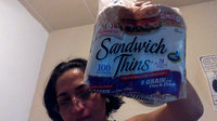 Arnold Sandwich Thins 100% Whole Wheat Rolls - 8 CT uploaded by Lidia Z.