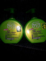 Garnier Fructis Style Curl Calm Down Anti-Frizz Cream uploaded by Lisa-Marie P.