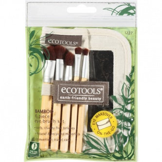 EcoTools 6 Piece Essential Eye Brush Set uploaded by Mia I.