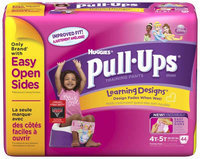 Pull-Ups® Learning Designs® Training Pants for Girls 4T-5T uploaded by Ryan S.
