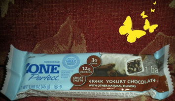 ZonePerfect® Greek Yogurt Bars uploaded by Wendy M.