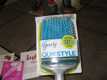 Photo of Goody® QuikStyle Paddle Brush uploaded by Misty A.