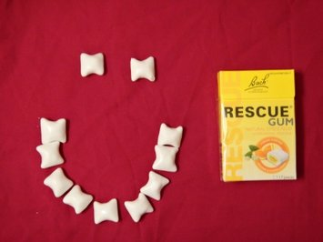 Rescue® Remedy  Natural Stress Relief Gum image uploaded by Melissa M.