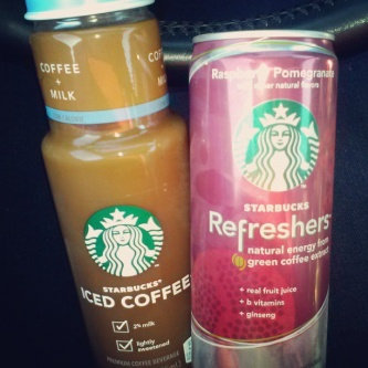 Photo of Starbucks VIA Refreshers Very Berry Hibiscus uploaded by Diana B.