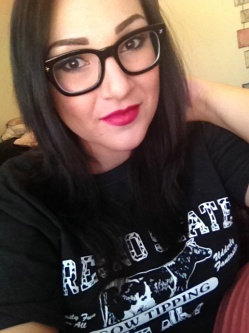 Kat Von D Painted Love Lipstick Homegirl uploaded by Katrina H.