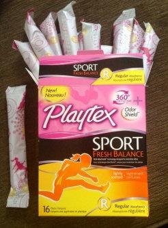 Playtex® Sport® Fresh Balance™ uploaded by jennifer h.