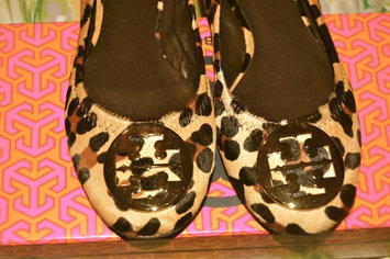 Photo of Tory Burch Flat Shoes uploaded by Stephany P.