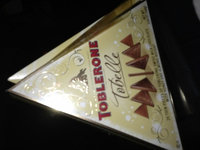 Toblerone Swiss Milk Chocolate uploaded by Andrea W.