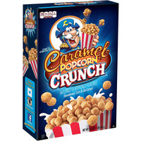 Cap'N Crunch's Caramel Popcorn Crunch™ Sweetened Corn & Oat Cereal 16.2 oz. Box uploaded by Tdd Reviews W.