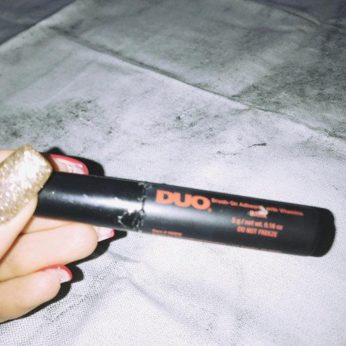 Ardell Duo Dark Brush on Adhesive