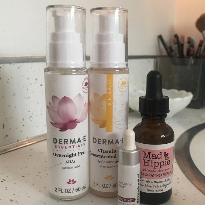 Derma E Vitamin C Concentrated Serum Derma-E 2 oz Liquid