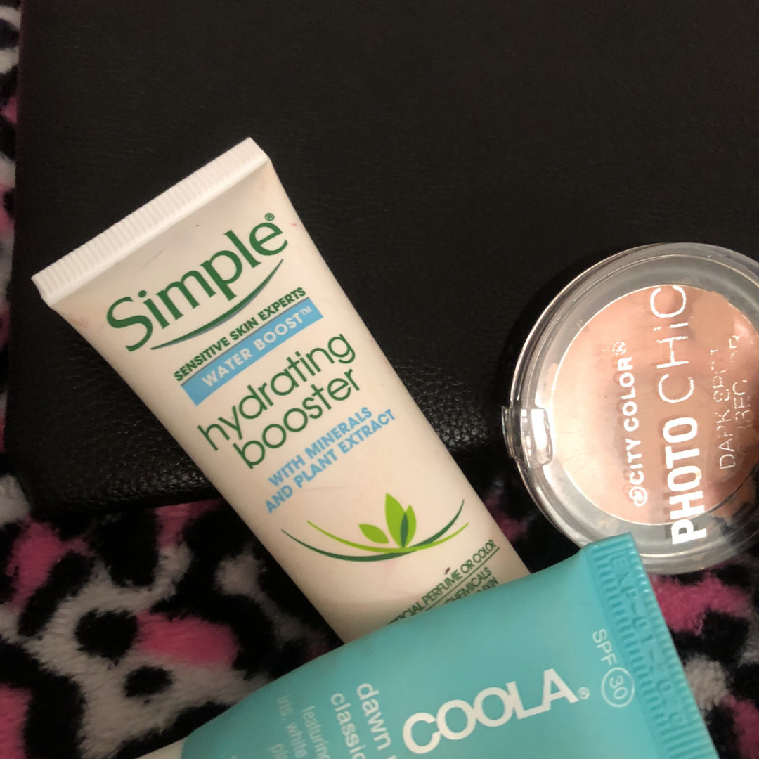 Simple® Skincare Water Boost™ Hydrating Booster