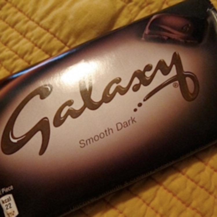 Galaxy Chocolates Smooth Milk 390G