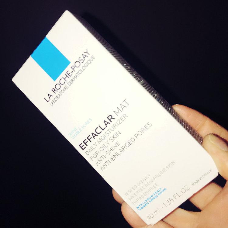 La Roche-Posay Effaclar Mat Daily Moisturizer for Oily Skin