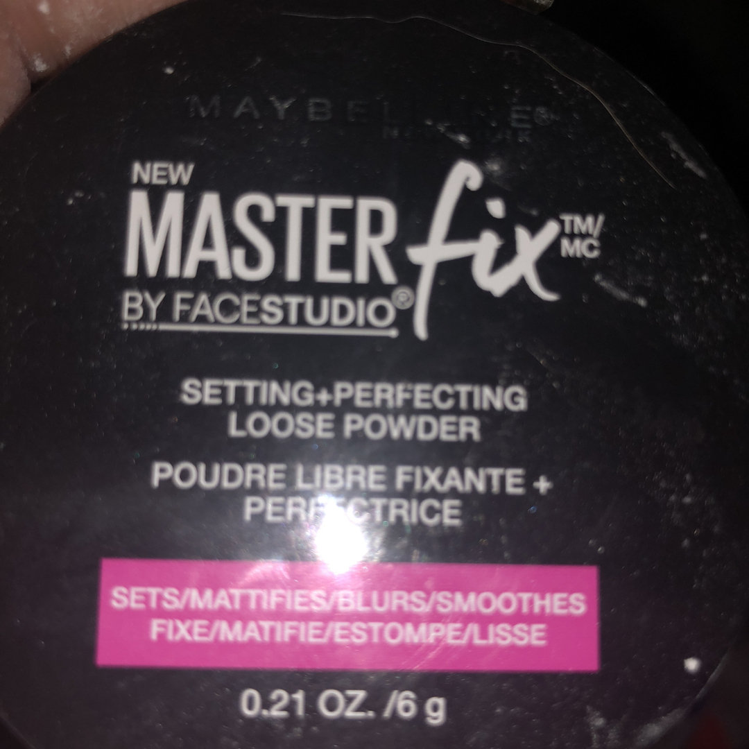 Maybelline Facestudio® Master Fix™ Setting + Perfecting Loose Powder