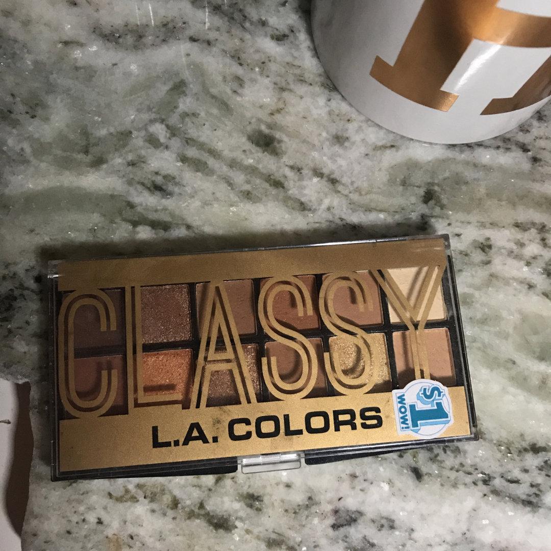 L.A. Colors 12 Color Eyeshadow Palette