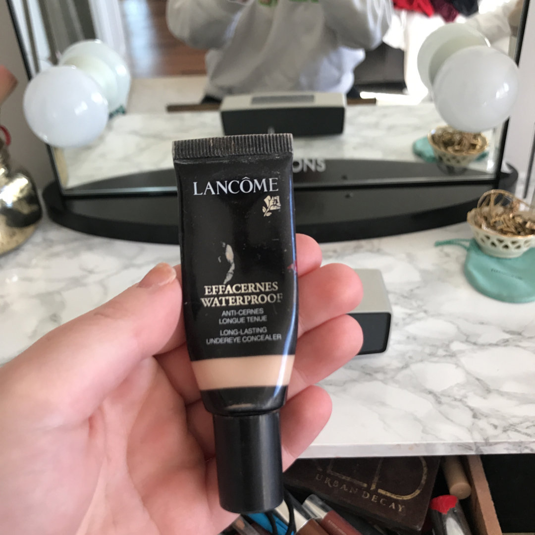 LANCOME EFFACERNES LONG LASTING SOFTENING CONCEALER 02 BEIGE SABLE 0.5 OZ Makeup Eyes