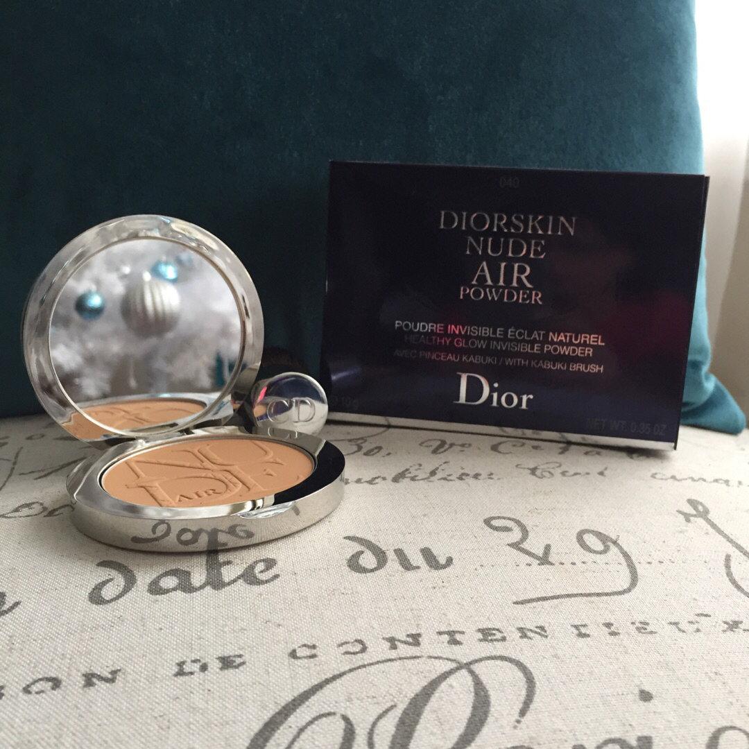 Dior Diorskin Nude Air Tan Healthy Glow Sun Powder