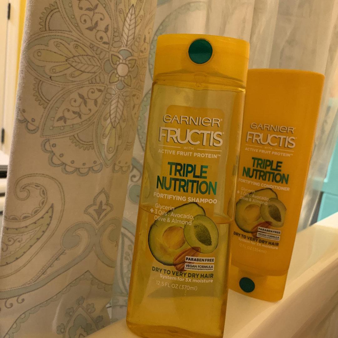 Garnier Fructis Triple Nutrition Conditioner