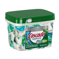 Cascade Complete ActionPacs Dishwasher Detergent Lemon Burst uploaded by Tammy B.