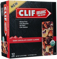 Clif Bar Organic Trail Mix Bar Dark Chocolate Cherry Almond uploaded by Dusty K.