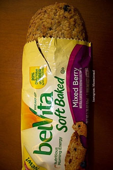 belVita Soft Baked Breakfast Biscuits uploaded by Mel C.