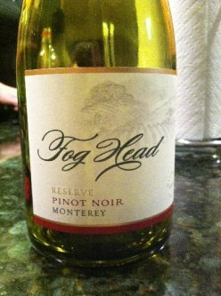 Fog Head Pinot Noir uploaded by Deanna W.