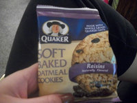 Quaker® Soft Baked Oatmeal Cookie uploaded by Nina T.