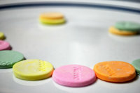 Necco  Tropical Wafers  uploaded by Mihan C.