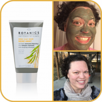 Boots Botanics Shine Away Ionic Clay Mask uploaded by Tonya O.