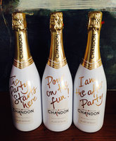 Moet Hennessey Usa Chandon California Brut Classic Champagne 750 ml uploaded by Lani  O.