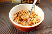 Cheerios Lightly Sweatened Oat &  Ancient Grains Cereal uploaded by Hailey M.