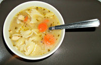 Campbell's® Healthy Request® Chicken Noodle Soup uploaded by Rachel K.