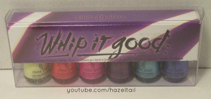 China Glaze Whip It Good 6 Pc Mini Set uploaded by Ashley S.