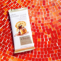 Chuao Chocolatier All Natural Dark Chocolate Bar, Salted Chocolate Crunch, 2.8 Ounce uploaded by Mary G.