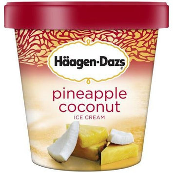Photo of Haagen-Dazs Pineapple Coconut Ice Cream uploaded by Natalie P.