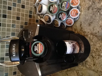 Photo of Hills Bros. Cappuccino Single Serve Cups, Salted Caramel uploaded by Tasia G.