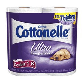Photo of Cottonelle® Ultra Comfort Care Toilet Paper uploaded by Michael F.