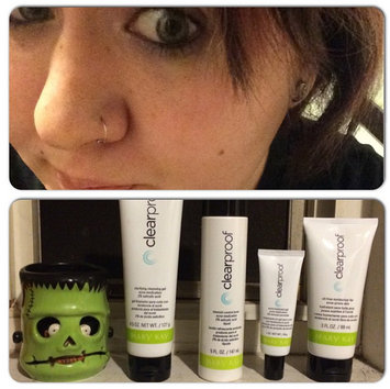 Photo of Clear Proof® Oil-Free Moisturizer for Acne-Prone Skin uploaded by Mary S.