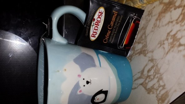 Red Rose® Simply Indulgent Tea uploaded by Crystal G.