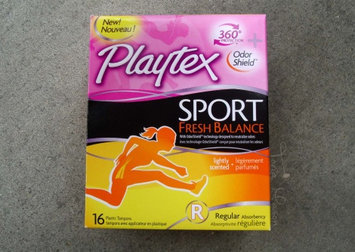 Photo of Playtex® Sport® Fresh Balance™ uploaded by Toria M.