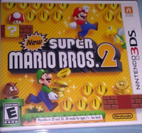 New Super Mario Bros. 2 uploaded by Glenys M.