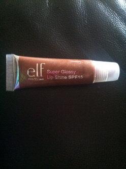Photo of e.l.f. Super Glossy Lip Shine SPF 15 uploaded by Jarelys P.