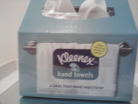 Kleenex Hand Towels uploaded by Liz M.